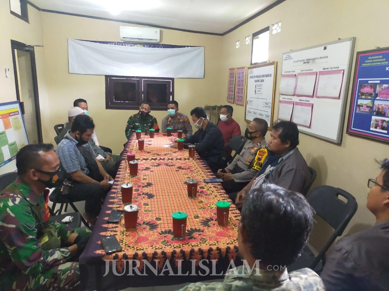 Dugaan Pembangunan Arena Judi Ayam di Blimbing Gatak Sukoharjo Ditolak Warga