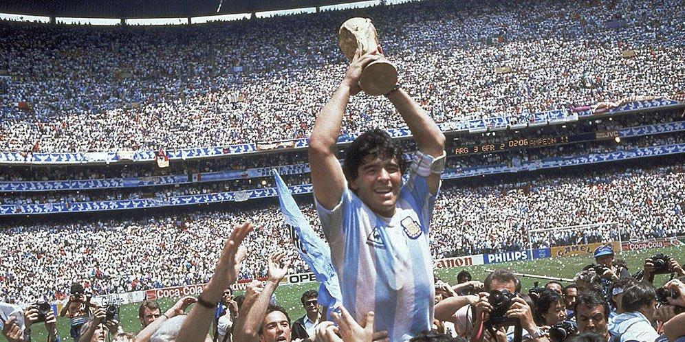 Legenda Bola Maradona dan Kepeduliannya terhadap Palestina