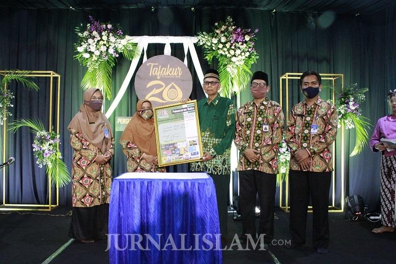 Tafakur Perguruan Tinggi Muhammadiyah Luncurkan Gerakan Wakaf