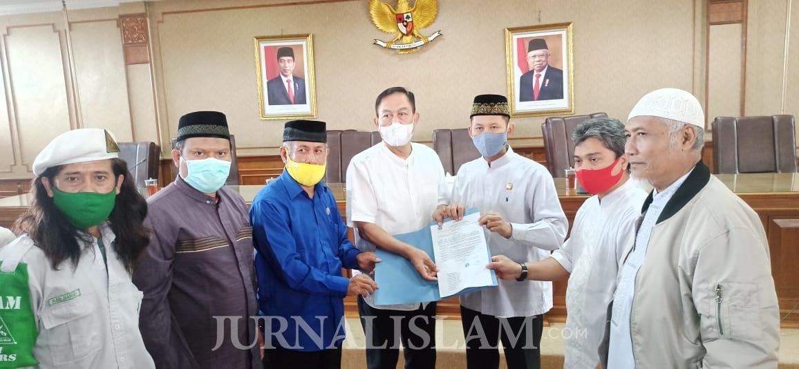 Laskar FPI Dibunuh, DPRD Surakarta Janji Teruskan Aspirasi Usut Dugaan Pelanggaram HAM Polisi