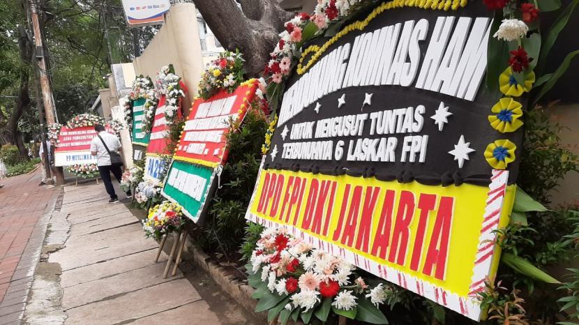 Akan Ungkap Pembunuhan Laskar FPI, Dukungan terhadap Komnas HAM Terus Mengalir