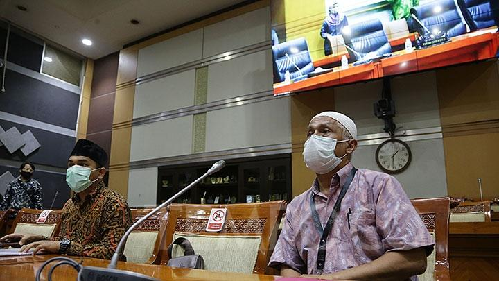 Dampingi 6 Keluarga Laskar FPI Korban Penembakan, TPM Dorong Komisi III DPR Bentuk TPF