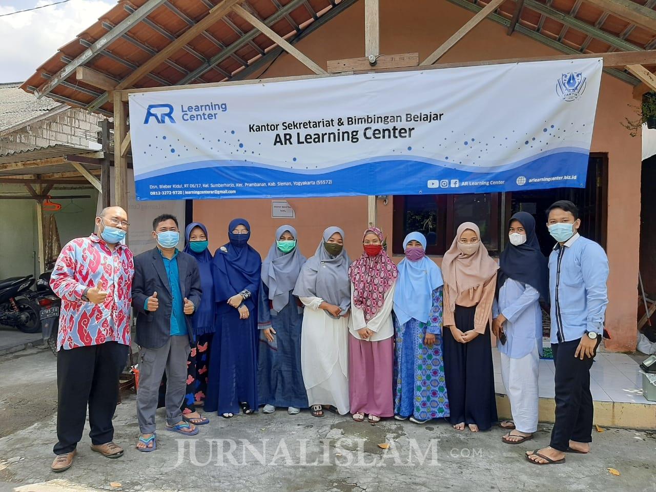 AR Learning Center dan Taklim Jurnalistik Secara Resmi Diluncurkan