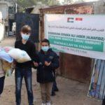 Anak-anak Palestina Doakan Kesembuhan Syaikh Ali Jabeer