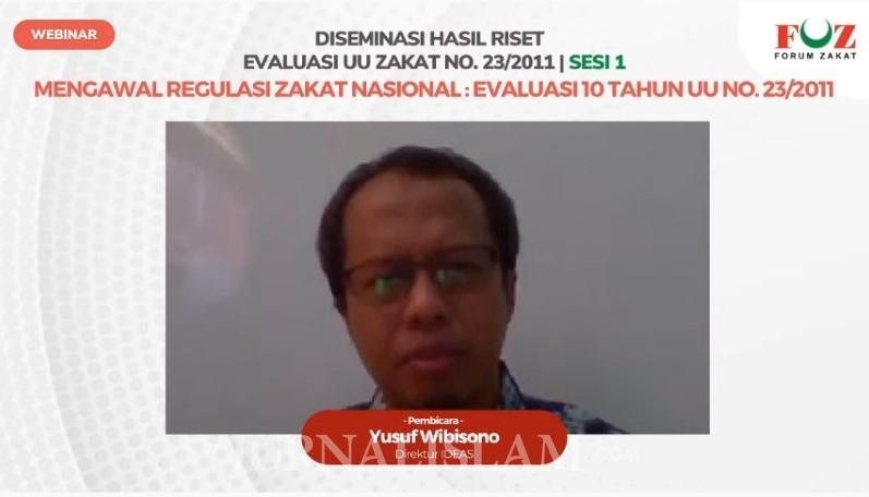Forum Zakat Dorong Evaluasi Menyeluruh atas Tata Kelola Zakat melalui revisi UU Pengelolaan Zakat