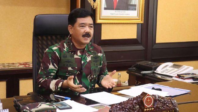 Panglima TNI: 53 Awak KRI Nanggala 402 Gugur