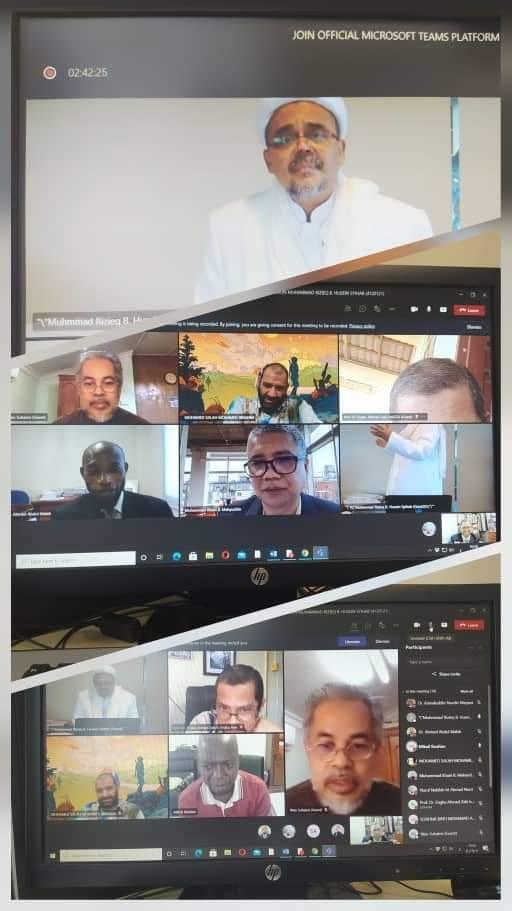 Dari Balik Jeruji, Habib Rizieq Tuntaskan Disertasi Raih Gelar Doktor