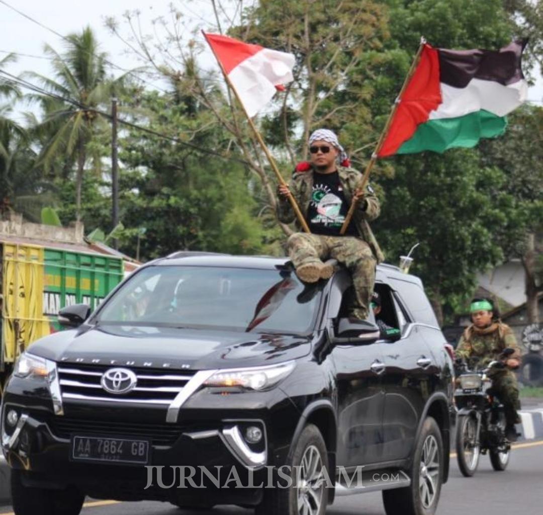 Amanat Konstitusi, Indonesia Akan Selalu Dukung Palestina