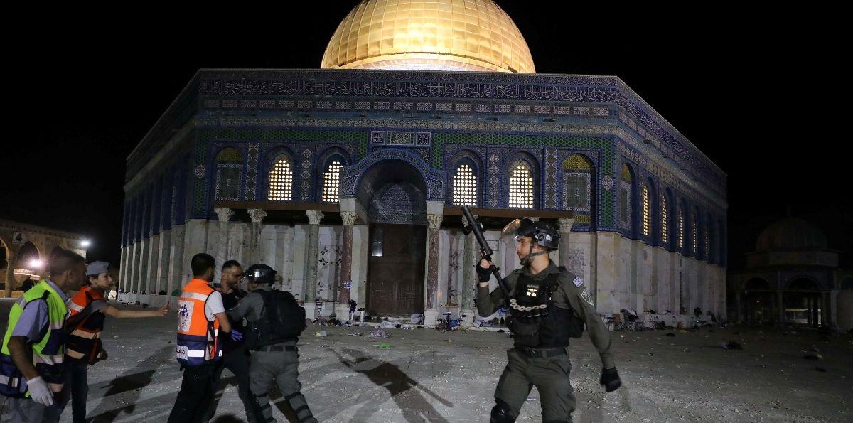 Kecam Penyerangan Al Aqsa, Sinergi Foundation Ajak Masyarakat Bantu Palestina