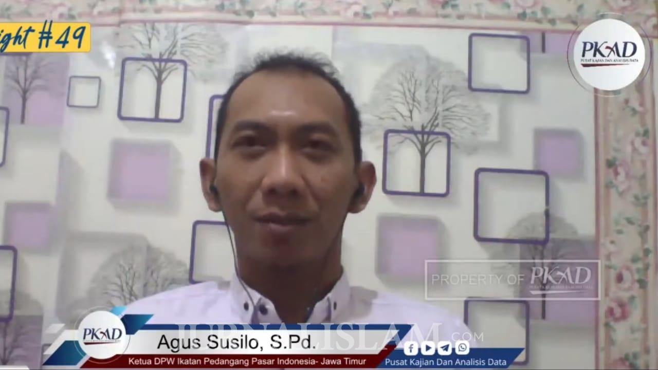 IKAPPI Jatim: PPKM Darurat Sudutkan Ekonomi Pedagang Kaki Lima