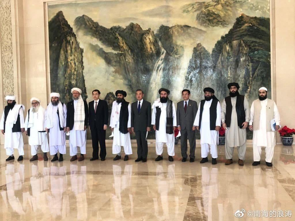 China: Taliban Miliki Peran Penting di Afganistan
