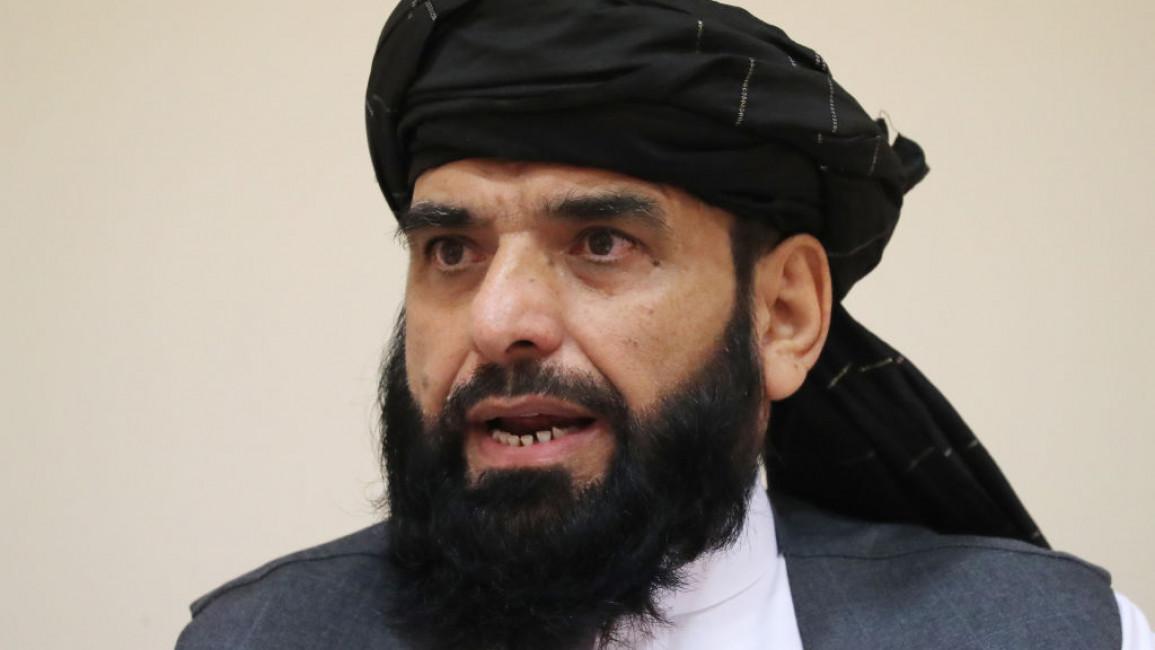 Bertemu PBB, Taliban: Bantuan Kemanusiaan untuk Afganistan Akan Dilanjutkan